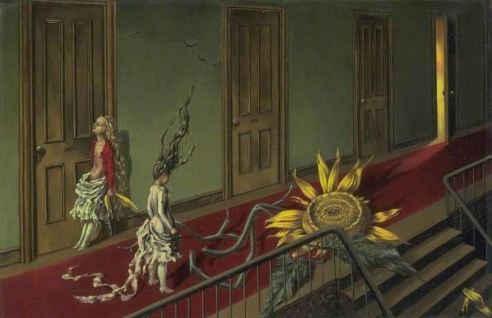Tanning, Dorothea, 1910-2012; Eine Kleine Nachtmusik