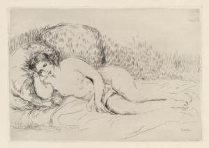 Renoir_Renoir_FEMME_COUCHÉ_TOURNÉ_A_GAUCHE
