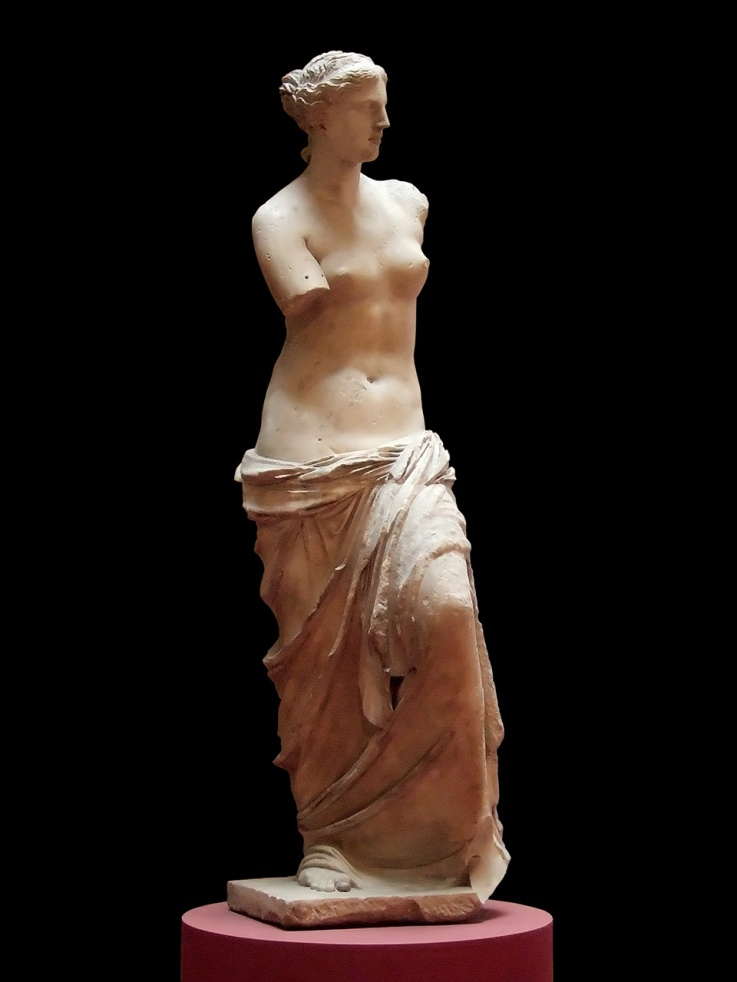 Alexandros of Antioch - Aphrodite of Milos