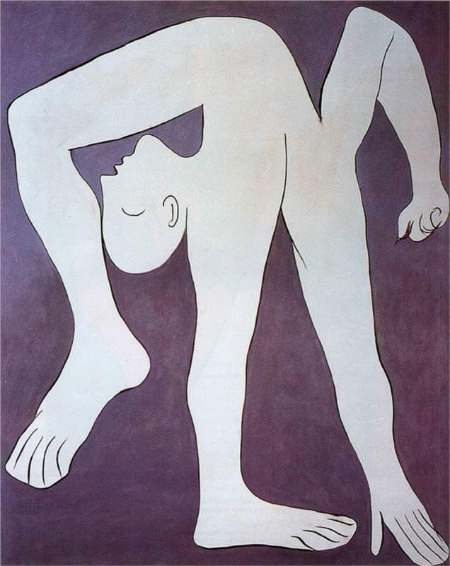 Pablo Picasso - The Acrobat, 1930